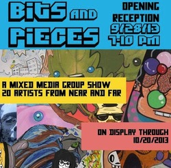 Event: Bits and Pieces