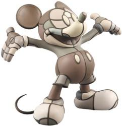 Platform: Mickey Mouse (David Flores)
