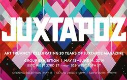 Event: Art Truancy: Celebrating 20 Years of Juxtapoz Magazine