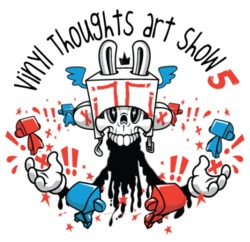 Event: Vinyl Thoughts Art Show : 5