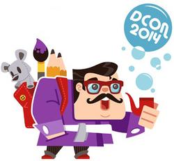 Event: DCon (Designer Con) : 2014