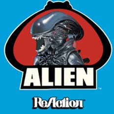 Series: ReAction - Alien