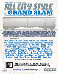 Event: The Grand Slam