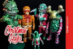 Event: Christmas Kaiju