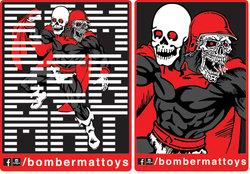 Artist: Bombermat (Matias Bomber)