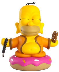 Series: Homer Buddha