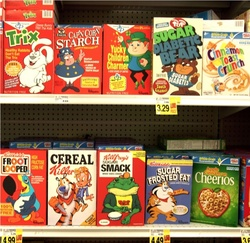 Series: Cereal Killers