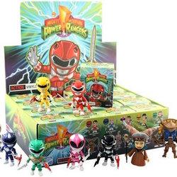 Series: Action Vinyls - Mighty Morphin Power Rangers (Wave 1)