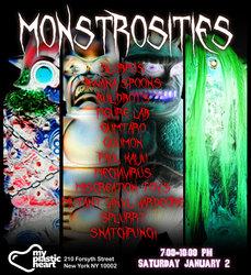Event: Monstrosities : 2016