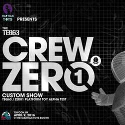 Series: Crew Zero 1 Custom Show