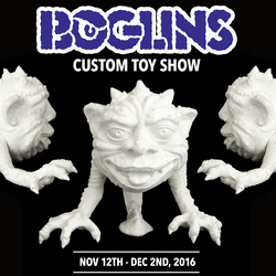 Event: Boglins Custom Toy Show