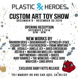 Event: Custom Art Toy Show