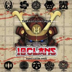 Series: Hecho En Mexico 6 (Legent of the 10 Clans)