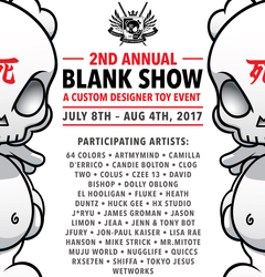 Event: The Blank Show 2