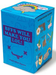 Series: BFF : Series 4 (BFFs will make you LOL!)
