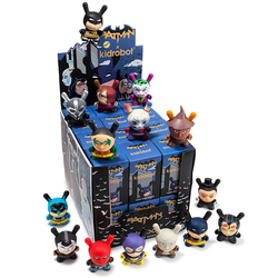 Series: Dunny - DC Batman