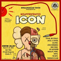 Event: Misappropriated Icon