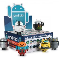 Series: Android - Robot Revolution