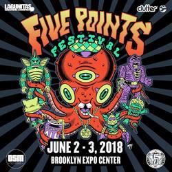 Event: Five Points Festival : 2018