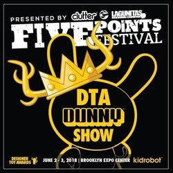 Series: DTA Dunny Show 4 : 2018
