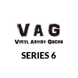 Series: VAG (Vinyl Artist Gacha) - Series 6