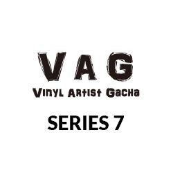 Series: VAG (Vinyl Artist Gacha) - Series 7
