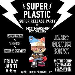 Event: Janky Custom Show