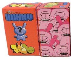 Series: Dunny : Dalek Artist Series