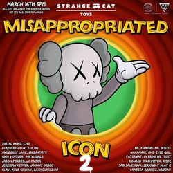 Event: Misappropriated Icon 2