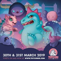 Event: ToyCon UK : 2019