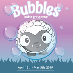 Event: Bubbles : Custom Group Show