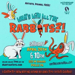 Event: What's with All the Rabbits