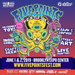Event: Five Points Festival : 2019