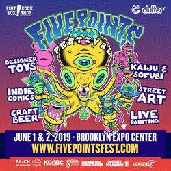 Event: Five Points Festival : 2019