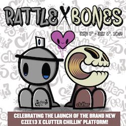 Event: Rattle & Bones