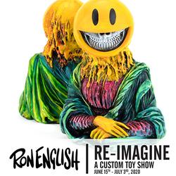 Event: Re-Imagine : Ron English Custom Show