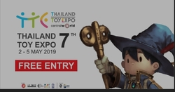 Event: Thailand Toy Expo : 2019