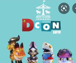 Event: DCon (Designer Con) : 2019