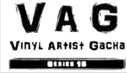 Series: VAG (Vinyl Artist Gacha) - Series 18