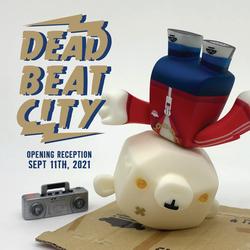 Event: Dead Beat City, Solo Show!