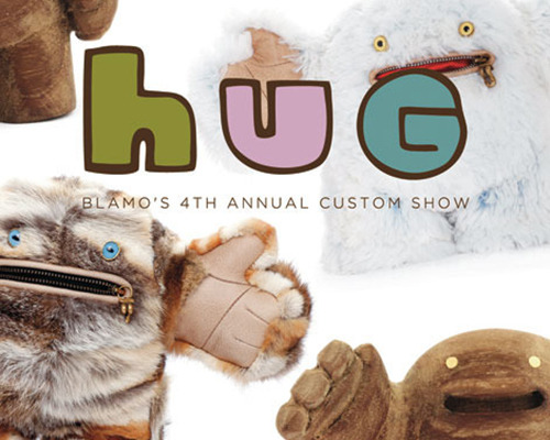 Hug_-_blamos_4th_annual_custom_show-opens_at_toy_art_gallery_this_saturday_dec_12th-trampt-1806m