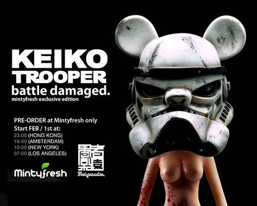 Battle_damaged_keiko_trooper_by_alan_ng-minty_fresh_exclusive_on_sale_feb_1st-trampt-1936m