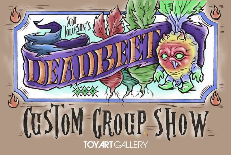 Custom_deadbeet_group_show_at_toy_art_gallery-featuring_50_customs_of_scott_tollesons_deadbeet-trampt-2217m