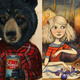Carried_away_by_kelly_vivanco_and_through_the_wood_by_mark_brown-two_solo_shows_opening_tonight_sept-trampt-2410t