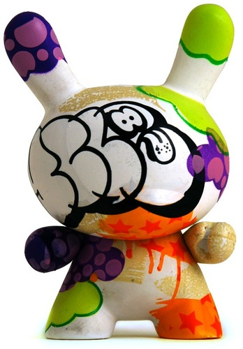Tag-cycle-dunny-kidrobot-trampt-165m