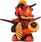 Tengu Red - Kidrobot 08