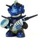 Tengu Blue - Kidrobot 08