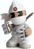 Shiro Ninja - Kidrobot 14