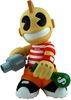 Kidrobber Red - Kidrobot 06