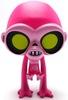 Chaos Monkey - Pink (Kidrobot)